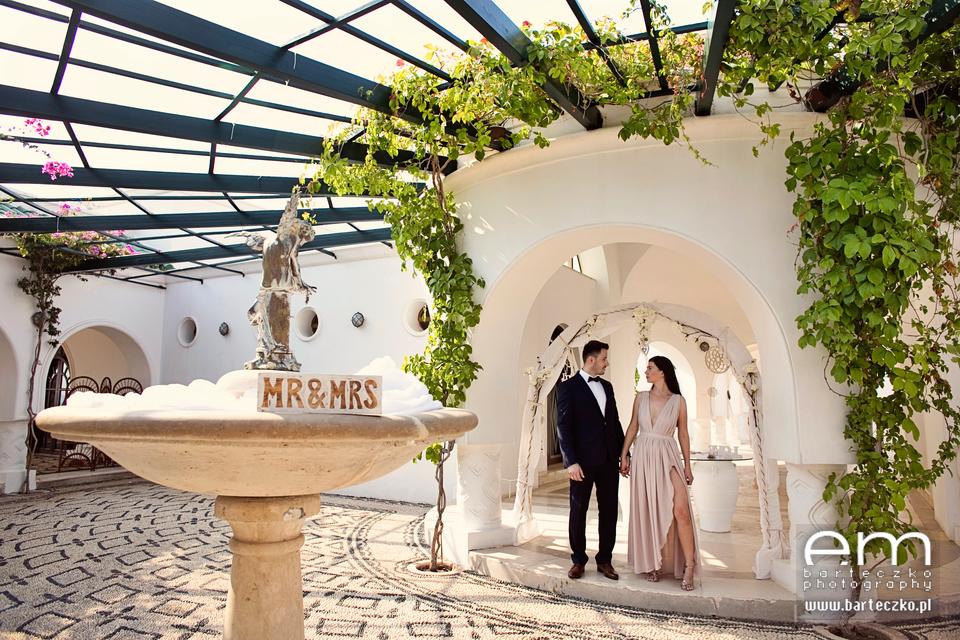 Ślub za granicą - Anna i Marcin