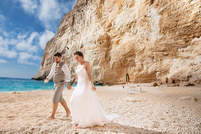 Ślub za granicą - Marika i Adam