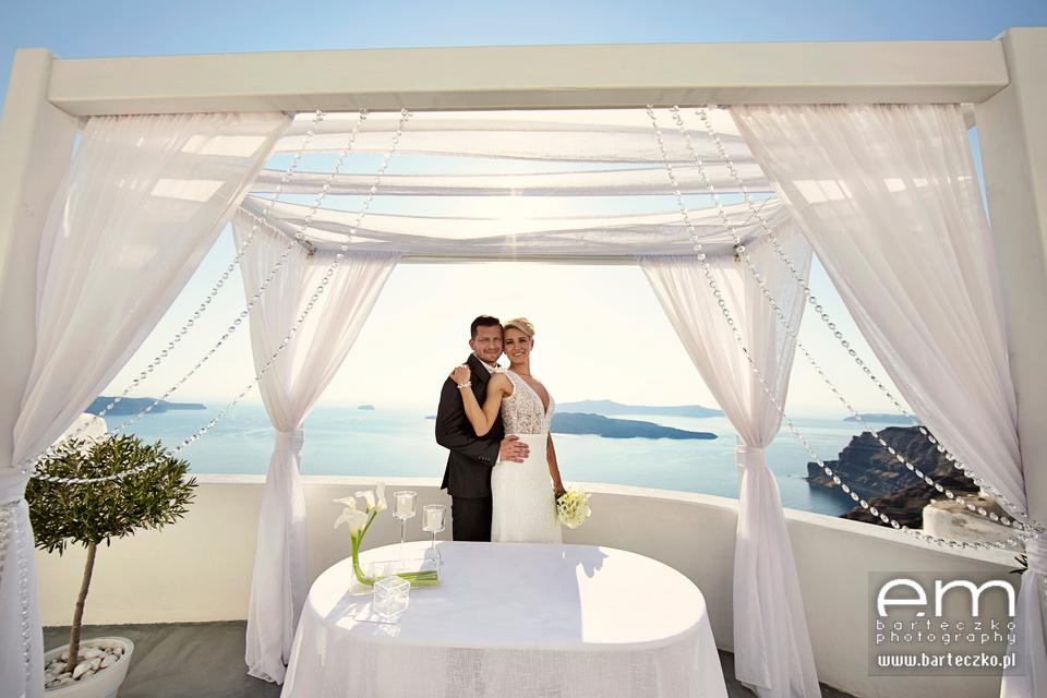 Ślub za granicą - Iwona i Artur