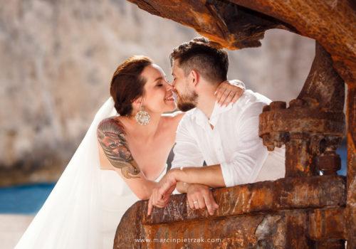 Ślub na Zakynthos