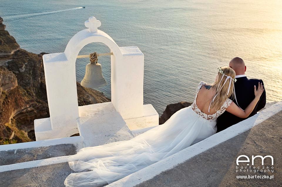 Ślub za granicą - Katarzyna i Michał