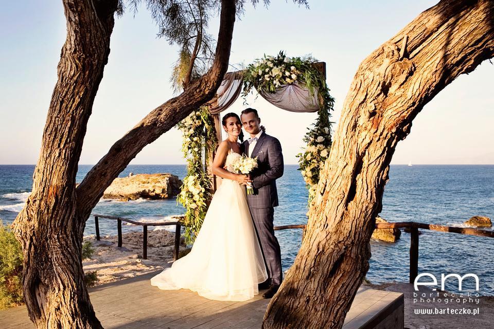 Ślub za granicą - Sandra & Adam
