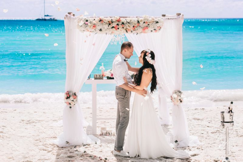 Ślub za granicą - Roksana i Robert