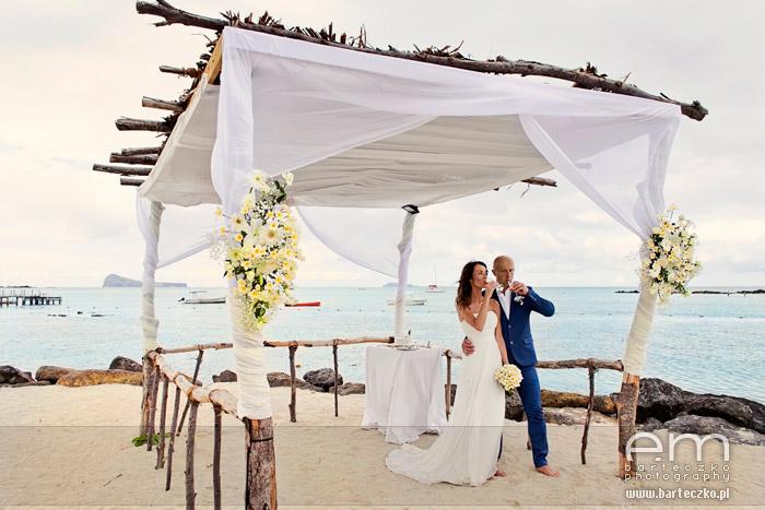 Ślub za granicą - Anna i Wojciech