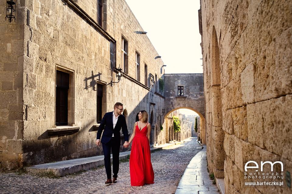 Ślub za granicą - Agnieszka i Witold