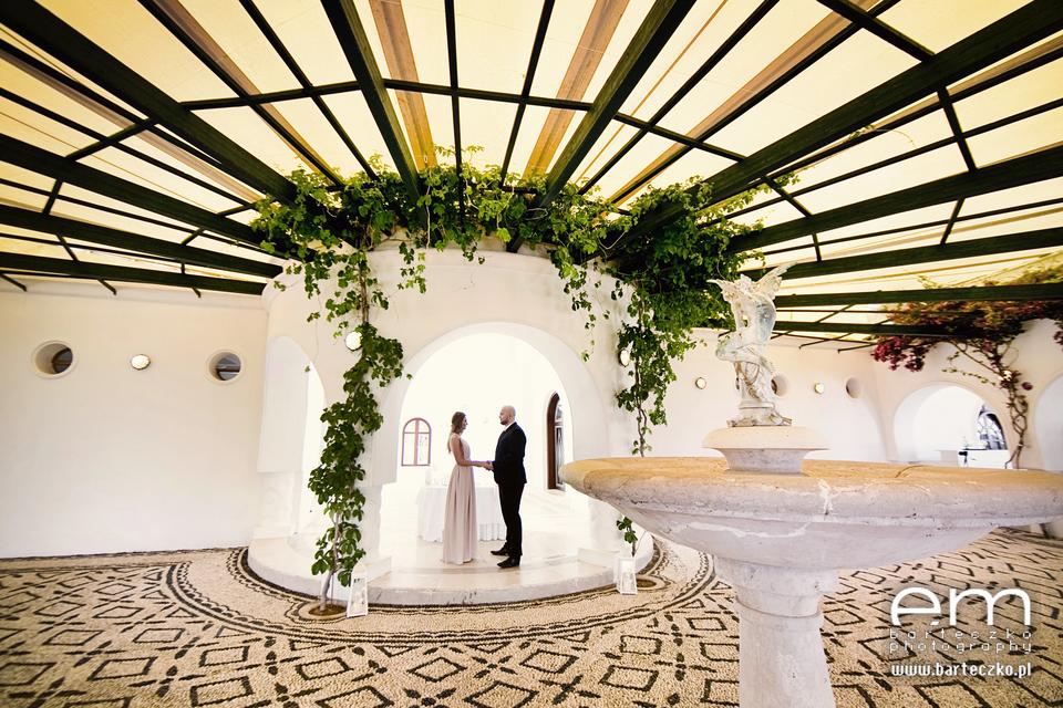 Ślub za granicą - Martyna i Wojtek