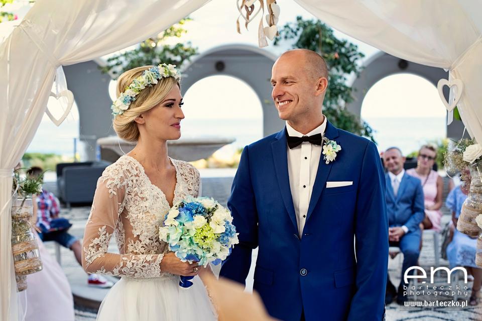 Ślub za granicą - Patrycja i Radosław