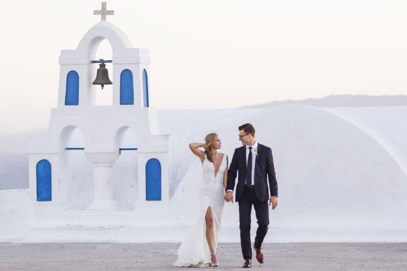 Ślub za granicą - Agata i Martin