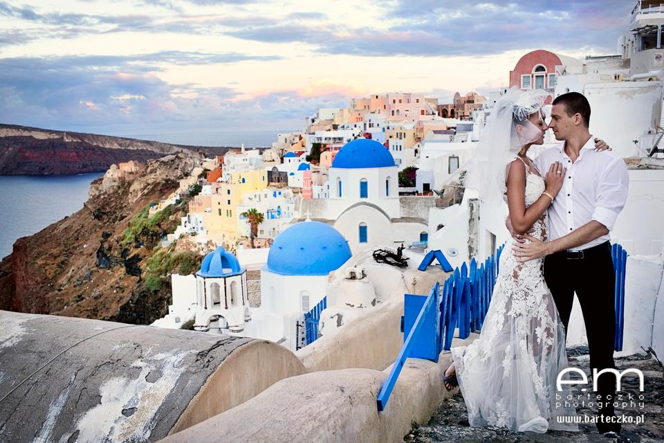 Ślub za granicą - Anna i Rafał