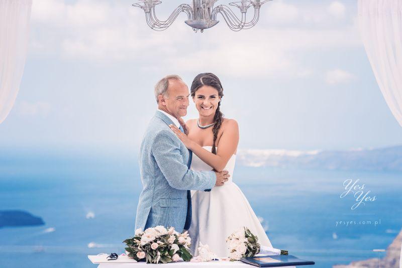Ślub za granicą - Ewa i Ryszard