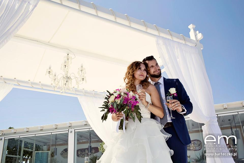 Ślub za granicą - Katarzyna i Quentin