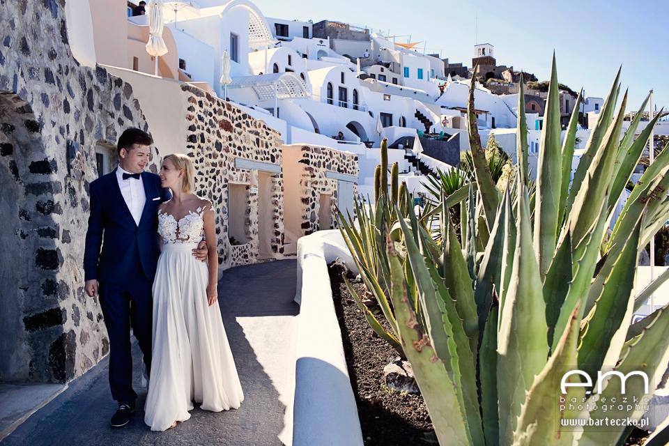 Ślub za granicą - Patrycja i Michał