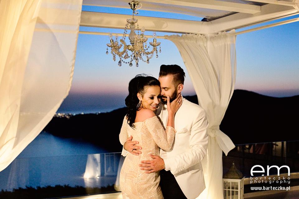 Ślub za granicą - Paulina i Tomasz