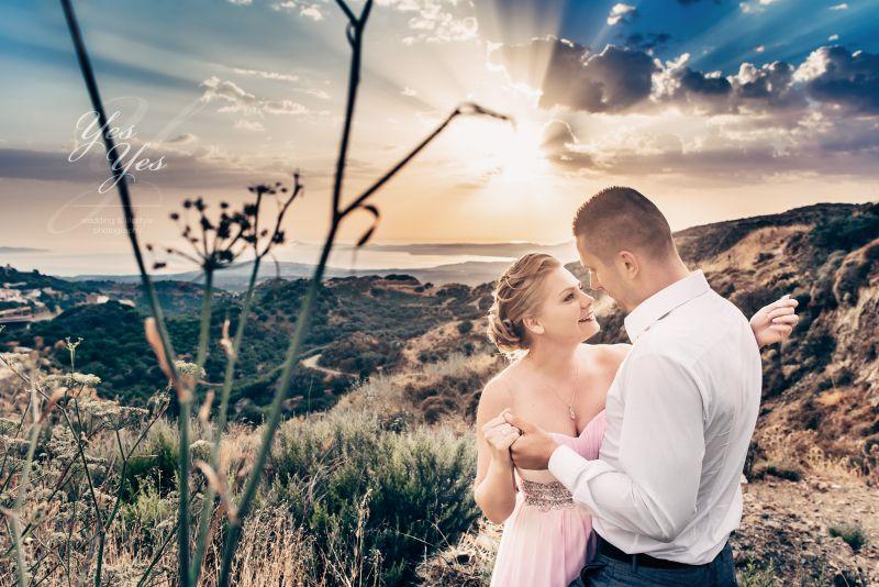 Ślub za granicą - Patrycja i Gabriel