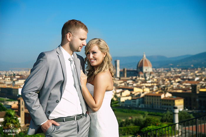 Ślub za granicą - Agnieszka i Kamil