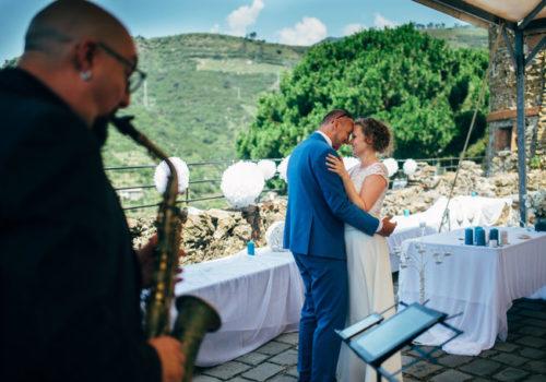Ślub w Ligurii
