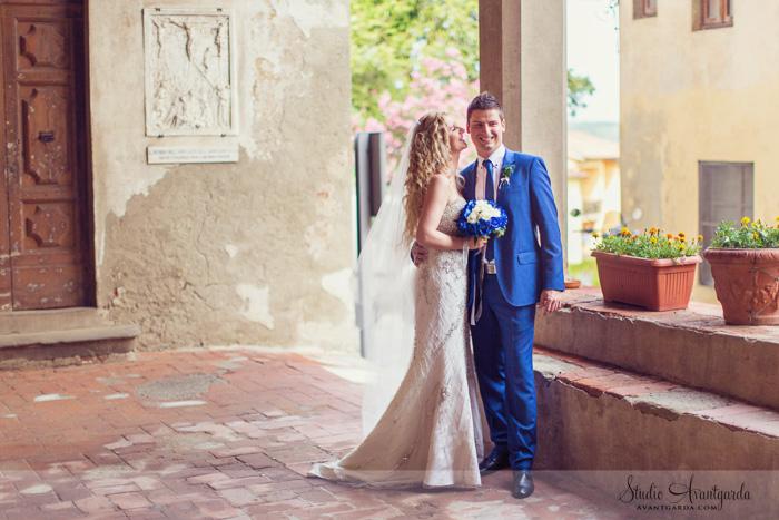 Ślub za granicą - Karolina i Paweł