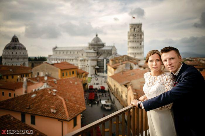 Ślub za granicą - Beata i Przemek