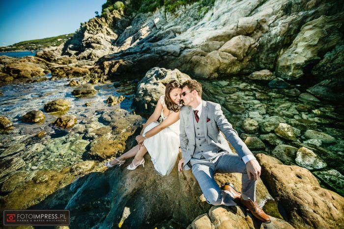 Ślub za granicą - Bożena i Grzegorz