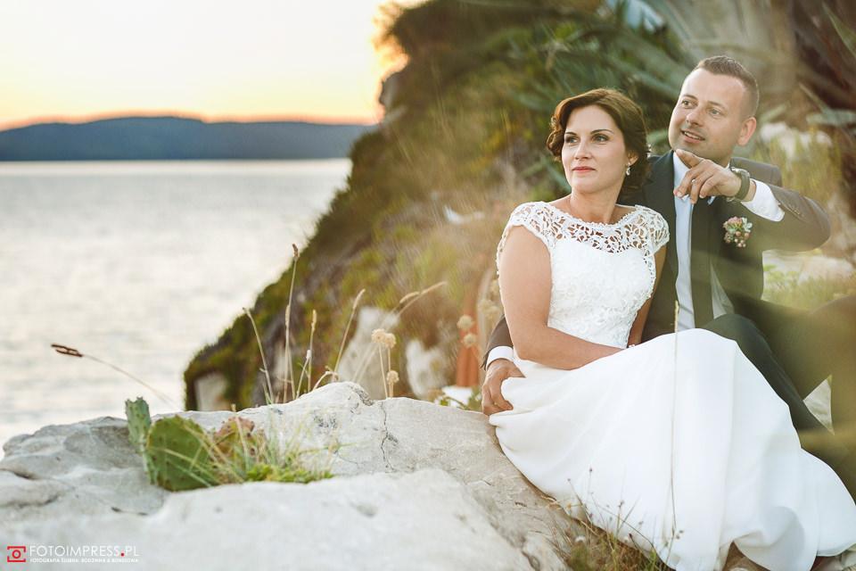 Ślub za granicą - Monika i Konrad
