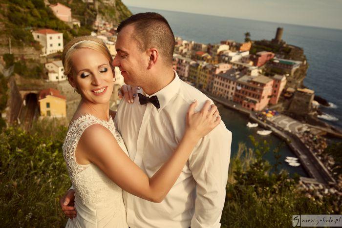 Ślub za granica - Anna i Andrzej
