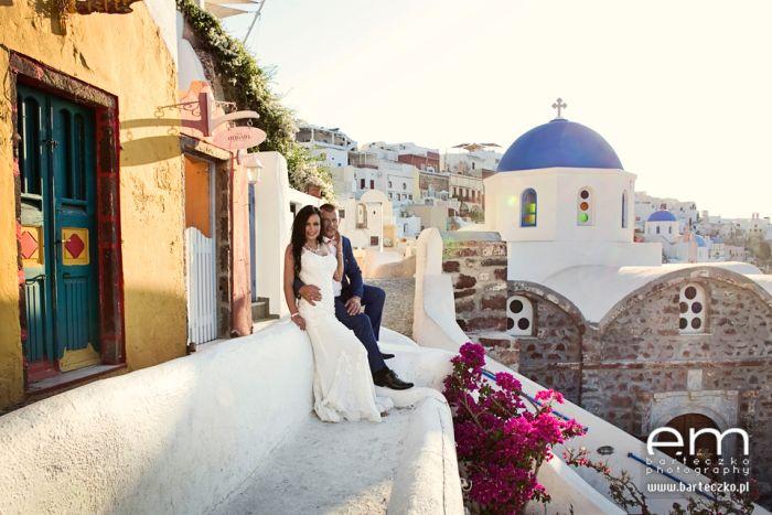 Ślub za granicą - Karolina i Grzegorz