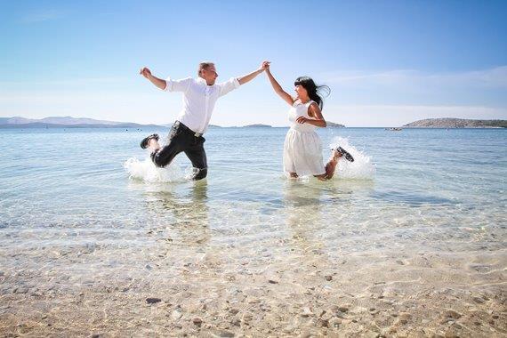 Ślub za granicą - Agnieszka i Przemek