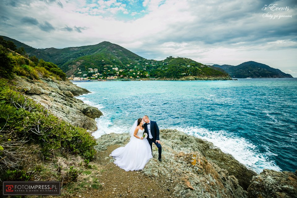 Ślub za granicą - Dominika i Mariusz