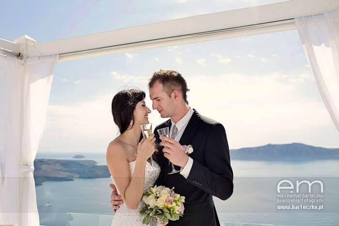 Ślub za granicą - Martyna i Andrzej
