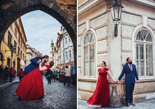 Ślub w Pradze