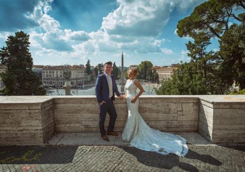 Ślub w Rzymie