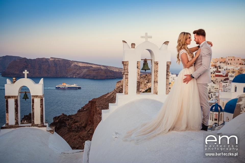 Ślub za granicą - Rita i Paweł