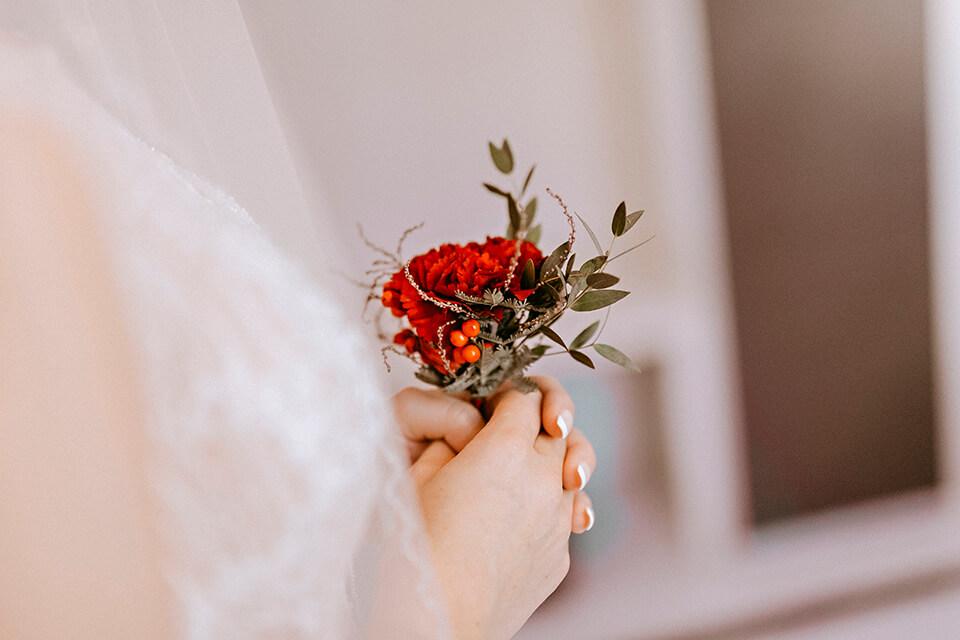 Ślub za granicą Karolina i Krzysztof