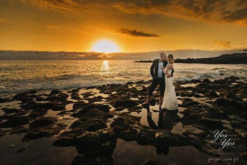 Ślub na Teneryfie