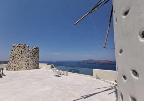 Ślub za granicą Santorini