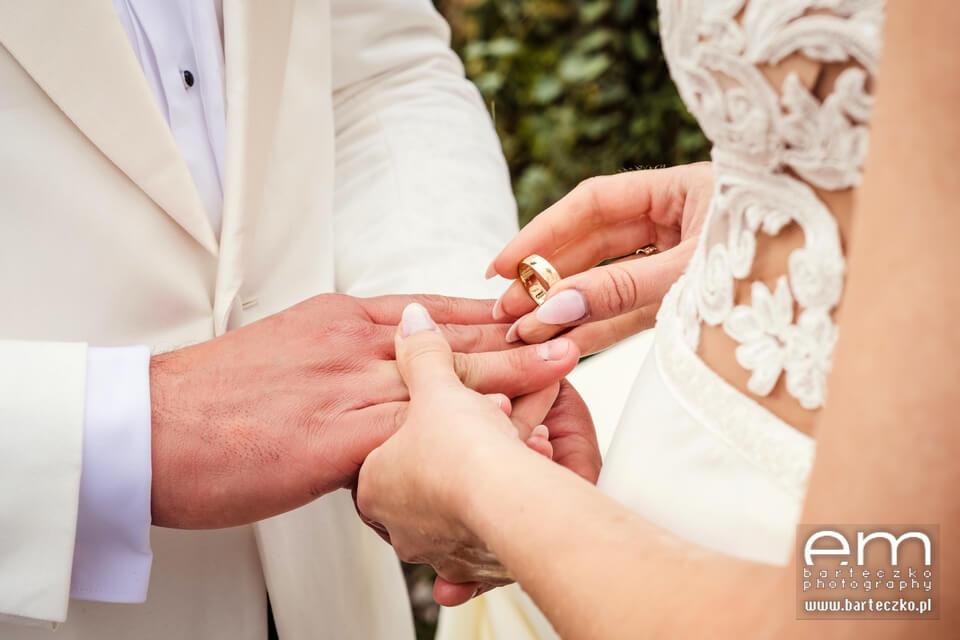 Ślub za granicą — Joanna i Mateusz