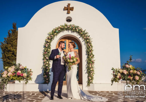 Ślub za granicą - Aleksandra i Ivaylo