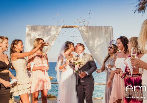 ślub na Krecie - wyspie skąpanej słońcem 2