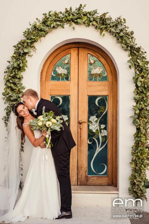 Ślub za granicą - Ewa i Adam