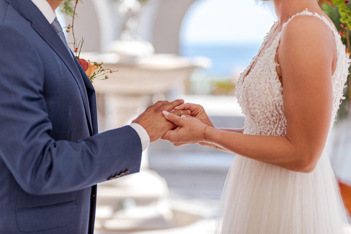 Ślub za granicą — Katarzyna i Bartosz