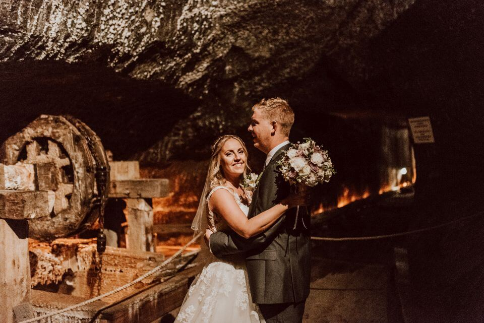 Ślub za granicą — Sara i Michael