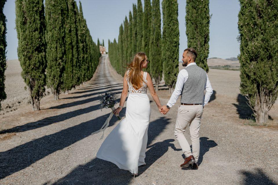 Ślub we Włoszech — Marzena i Marcin