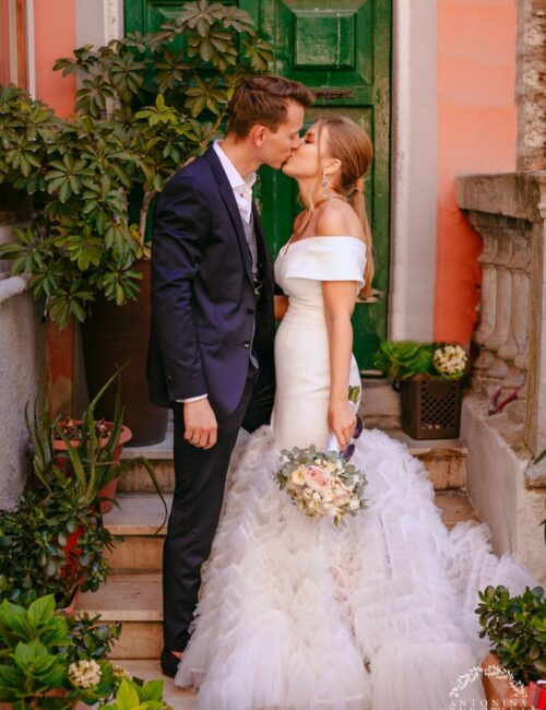 Ślub we Włoszech — Magdalena i Tomasz