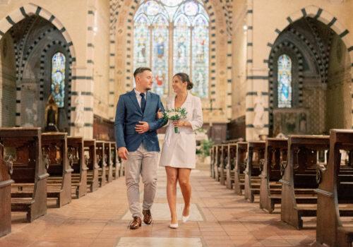 Ślub we Włoszech - kościół 2a
