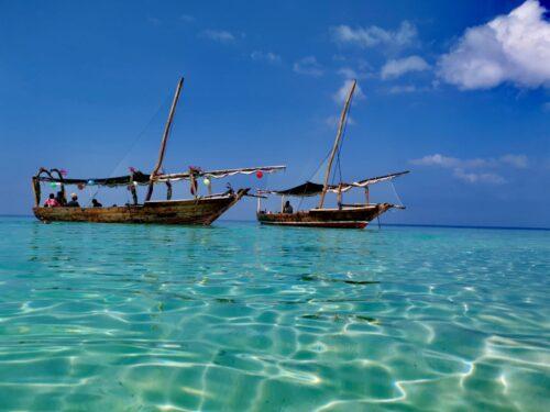 Ślub na Zanzibarze 1
