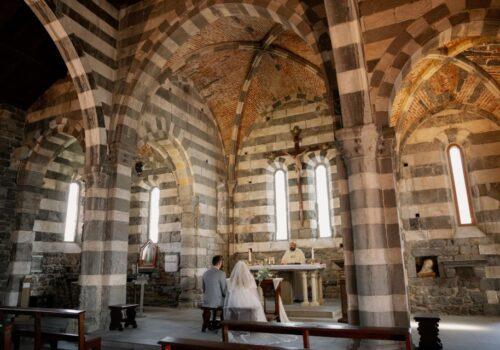 Ślub we Włoszech - Portovenere (2)
