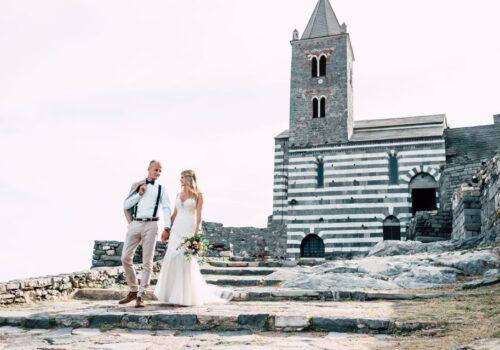 Ślub we Włoszech - Portovenere (3)