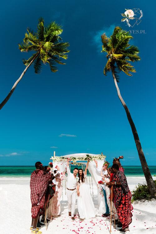Ślub cywilny Zanzibar 1