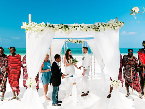 Ślub cywilny Zanzibar 2