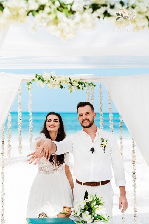 Ślub konkordatowy Zanzibar 1